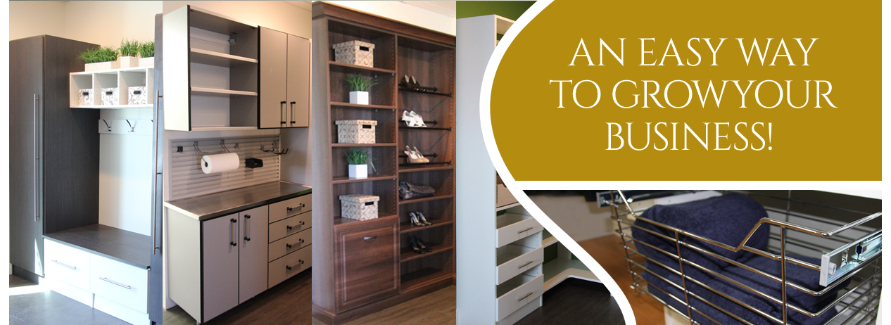 Closet Organizer Design Inspiration | Project Gallery | Sherwood Shelving